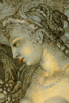 Hendrick Goltzius, (Detail) Sine Cerere et Libero friget Venus (Without Ceres and Bacchus, Venus Would Freeze) 1603.
