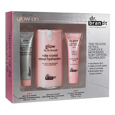 Dr. Brandt Get Your Glow on Holiday Kit - Beauty Gifts They'll Love Under $100 - Holiday Makeup 2013 - Makeup - InStyle
