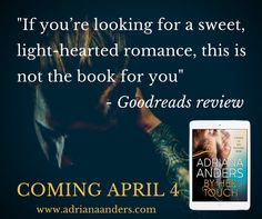 Adriana writes sexy, emotional romance with a Happily Ever After. The Way He Looks, Blank Canvas, Happily Ever After, The Book, Romance, Touch, Writing, Books, Livros