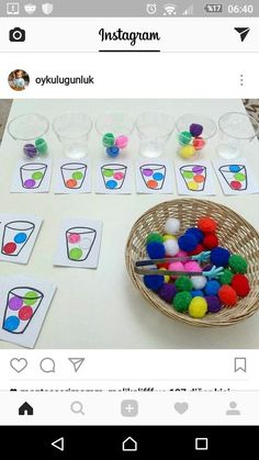Best Baby Activities Montessori 20 Ideas, The Effective Pictures We Offer You About Montessori Materials preschool A quality picture can tell you many things. Motor Skills Activities, Preschool Learning Activities, Infant Activities, Preschool Activities, Kids Learning, Numbers Preschool, Aba Therapy Activities, Cognitive Activities, Quiet Time Activities