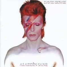 David Bowie - Aladdin Sane (CD) #davidbowie