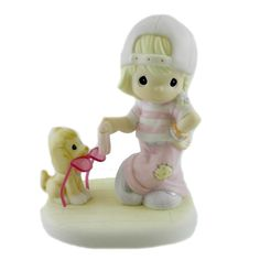 Precious Moments The Tassel Was No Hassle Figurine Height: 5.25 Inches Material…
