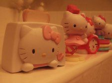 McDonald's Happy Meal Hello Kitty Toys Lineup...not in my collection :(