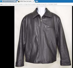 WINLIT New York leather jacket vintage black excellent quilted lining ~ http://stores.ebay.com/thecurrentfashion?_dmd=2&_nkw=leather+jacket , http://stores.ebay.com/thecurrentfashion , http://thecurrentfashion.com | #TheCurrentFashion #WINLIT #WINLITleather #WINLITjacket #jacket #leatherjacket #vintageleather #vintageleatherjacket #blackjacket #fashion #style #shopping #onlineshopping #eBay #eBayFashion #beautiful #lookinggood #feelinggood #need #want #love #musthave #outerwear #winterjacket