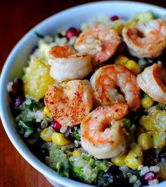 Shrimp Salad - looks so good - http://inews-news.com/learn-about-your-health.html