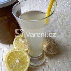 Zázvorový čaj recept - Vareni.cz Beer, Tableware, Glass, Root Beer, Ale, Dinnerware, Drinkware, Tablewares, Corning Glass