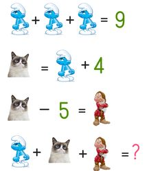 View more puzzles on fundoes to make ur brain sharp Maths Puzzles, Puzzles For Kids, Math Games, Math Activities, Brain Teaser Questions, Logic Problems, Brain Teasers With Answers, Tricky Riddles, Math Genius