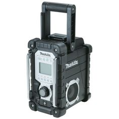 Makita LXT Lithium-Ion Cordless FM/AM Jobsite Radio with iPod Docking Station Tool Only (Discontinued by Manufacturer)