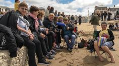 """Uno de los hombres más ricos del país se sumó a la mateada en contra de """"la cheta de Nordelta"""": En Mar del Plata, la gente también se sumó…"""