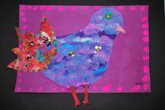Exotic Birds of India by paintedpaper, via Flickr