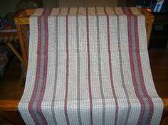 Résultats de recherche d'images pour «tissage linge a vaisselle» Dish Towels, Tea Towels, Weaving Projects, Weaving Patterns, Weaving Techniques, Geometry, Hand Weaving, Images, Artisan