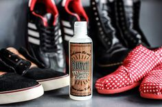 @bunchshoescleaner instagram. shoe cleaner