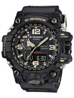 CASIO G-Shock Mudmaster Watch GWG-1000-1AER