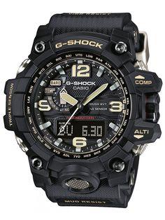CASIO G-Shock Mudmaster Watch GWG-1000-1AER