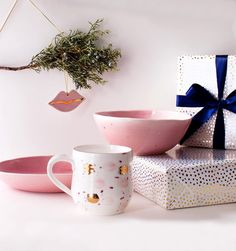 Holiday Giveaway: Suite One Studio + Anthropologie Cement Pots, Designing Women, Anniversary, Mugs, Anthropologie, Studio, Tableware, Holiday, Artwork
