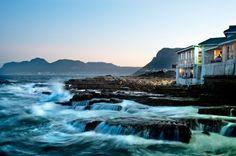 Harbour House restaurant, Kalk Bay, Cape Town, South Africa. BelAfrique your personal travel planner - www.BelAfrique.com