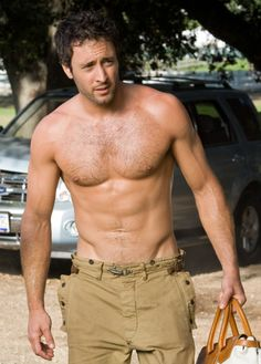 Alex O'Loughlin ……Is the real man good enough for you?