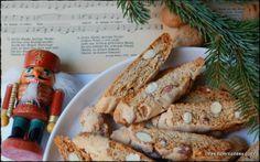 The Kitchen Lioness: Gingerbread Biscotti - Lebkuchen Biscotti