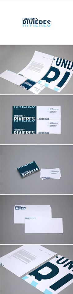 Fondation Rivières identity