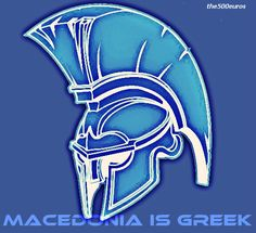 Macedonia is Greek Macedonia Greece, Laugh At Yourself, Thessaloniki, Ancient Greece, Countries Of The World, Counting, Tattoo Ideas, Fat, Posters