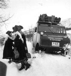 Karasjok 1958.