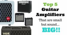 Top 5 Guitar Amps That Are Small (BUT SOUND BIG!) https://zingstruments.com/top-5-guitar-amps/