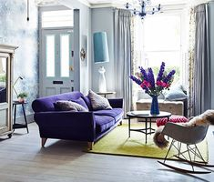 Bluebell decorating inspiration « Growing Spaces