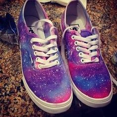 Vans galaxy