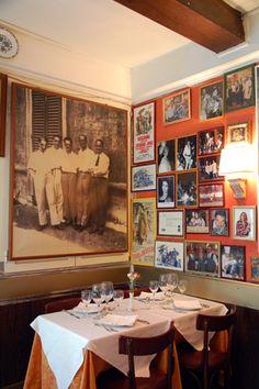 Cityguide Roma Italy | Rome Italie | Restaurant Le Tavernelle - 48 Via Panisperna