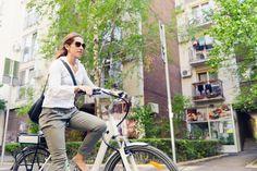 Recevez une aide de 200 € pour l'achat d'un vélo électrique