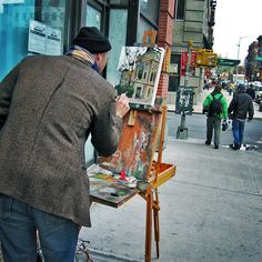 Help your child learn Spanish by talking about this picture of a man painting a picture. The questions that follow, like all the Learn Spanish with Pictures activities, are ordered to help children master the vocabulary and gain confidence with the language. Start with Describe the photo (1) and be sure to point to the objects in the picture as you talk about them. Use gestures, facial expressions and actions to help your child understand what the words mean. When your child understands the…