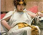 Cleopatra - John William Waterhouse