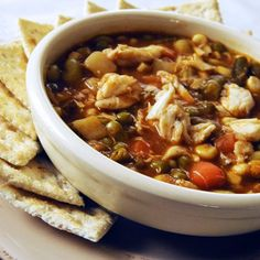 This is the best time for crab season, and here is the perfect recipe to take advantage of that. Maryland Crab Soup is perfect for a chilly ...