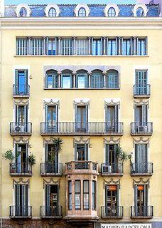 Barcelona - Aragó 282 a | Flickr - Photo Sharing!