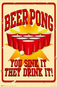 About Beer Pong - The History, How To's and Top Tips About Beer Pong - Skip's Garage #beerpong #game #collegeparty #skipsgarage #skipsbeerpong