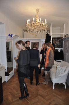 Sonntagsmatinee im Salon in der Zieglergasse 2.März 2014 Salons, Lounges