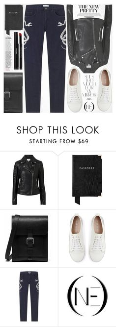 """""""OneDenim"""" by vanjazivadinovic ❤ liked on Polyvore featuring Rika, Witchery, Aspinal of London, Mulberry, Mint Velvet, Chanel, polyvoreeditorial and onedenim"""