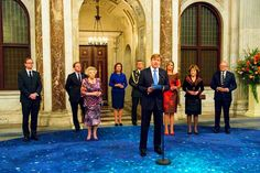 THE SPEECH  H.M. King Willem Alexander of The Netherlands