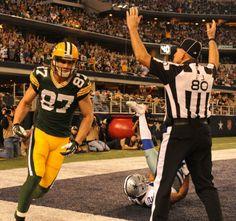 Touchdown! Packers vs Cowboys 12/15/2013
