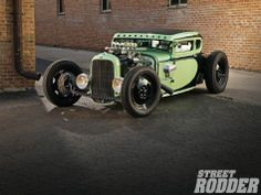 1931 Ford Model A Coupe - Street Rodder Magazine
