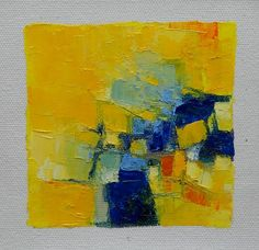 Original abstract painting no 309   oil painting on by ARSartshop