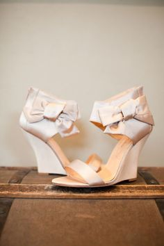 From elegant wedge wedding shoes to sandal wedges, in these beautiful shoes you will floating on cloud from the morning to the unforgetable last dance. Wedding Wedges, Wedge Wedding Shoes, Bridal Shoes, Wedge Shoes, Pretty Shoes, Beautiful Shoes, Cute Shoes, Me Too Shoes, Fab Shoes
