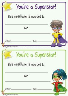 Teacher's Pet - Large Superhero Cut Outs - FREE Classroom Display Resource - EYFS, superheroes, super, hero, heroes Superhero Classroom Theme, Classroom Themes, Ks2 Classroom, Classroom Resources, Superhero Labels, Primary Classroom, Preschool Certificates, Award Certificates, Free Printable Certificate Templates