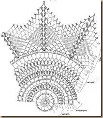 781 Besten Tischdecken Bilder Auf Pinterest Crochet Doilies Place
