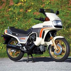 Honda CX500 Turbo - Classic Japanese Motorcycles - Motorcycle Classics