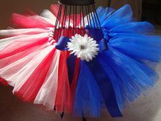 $25. #MISS USA tutu    Like, repin, share!  Thanks!    Visit http://15sphere.com/
