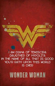 Wonder Woman upcoming movie!!