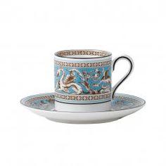 Florentine Turquoise - Šálek na kávu Bond 0.08 l