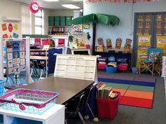 Mrs. Greene's Kindergarten Korner: My beach themed classroom