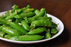 5 Ways To Eat Sugar Snap Peas This Spring